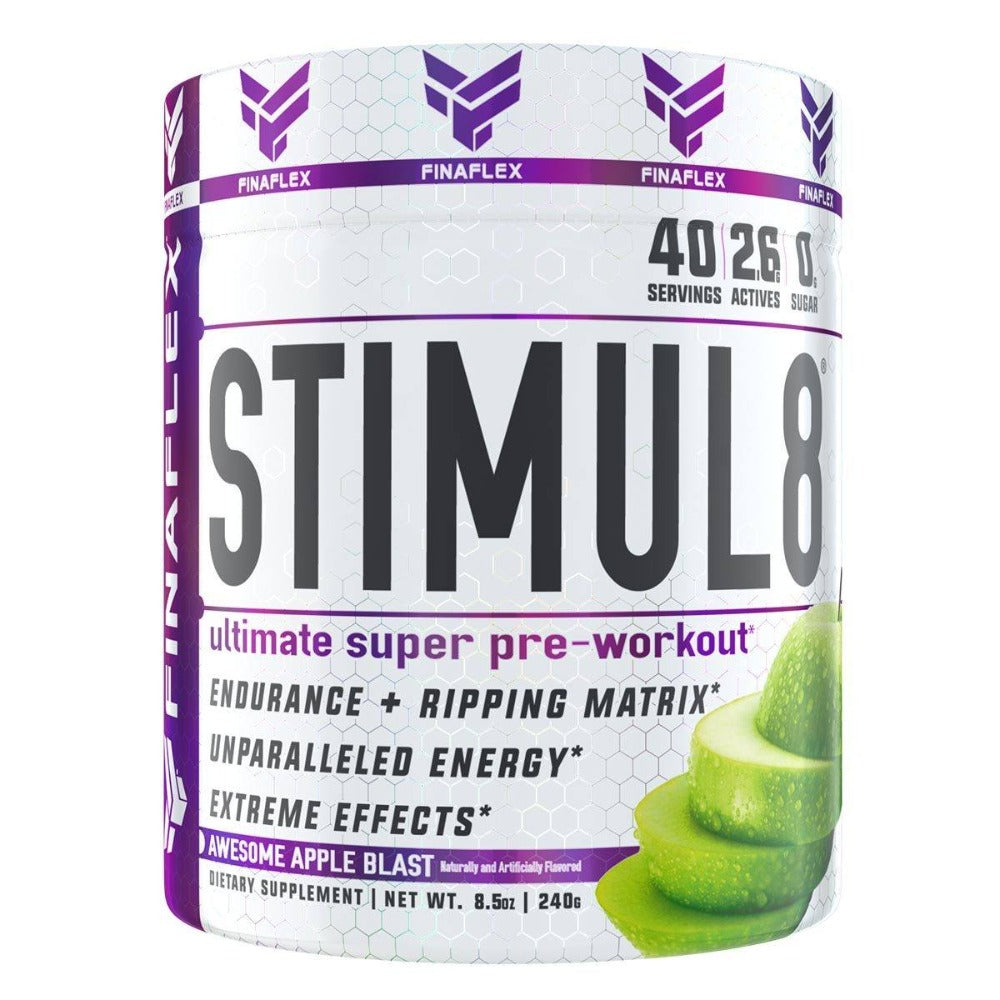 Finaflex (redefine Nutrition) Stimul8 40 Servings Sport Performance / Recovery Finaflex (redefine Nutrition) Apple Blast  (1059084632107)