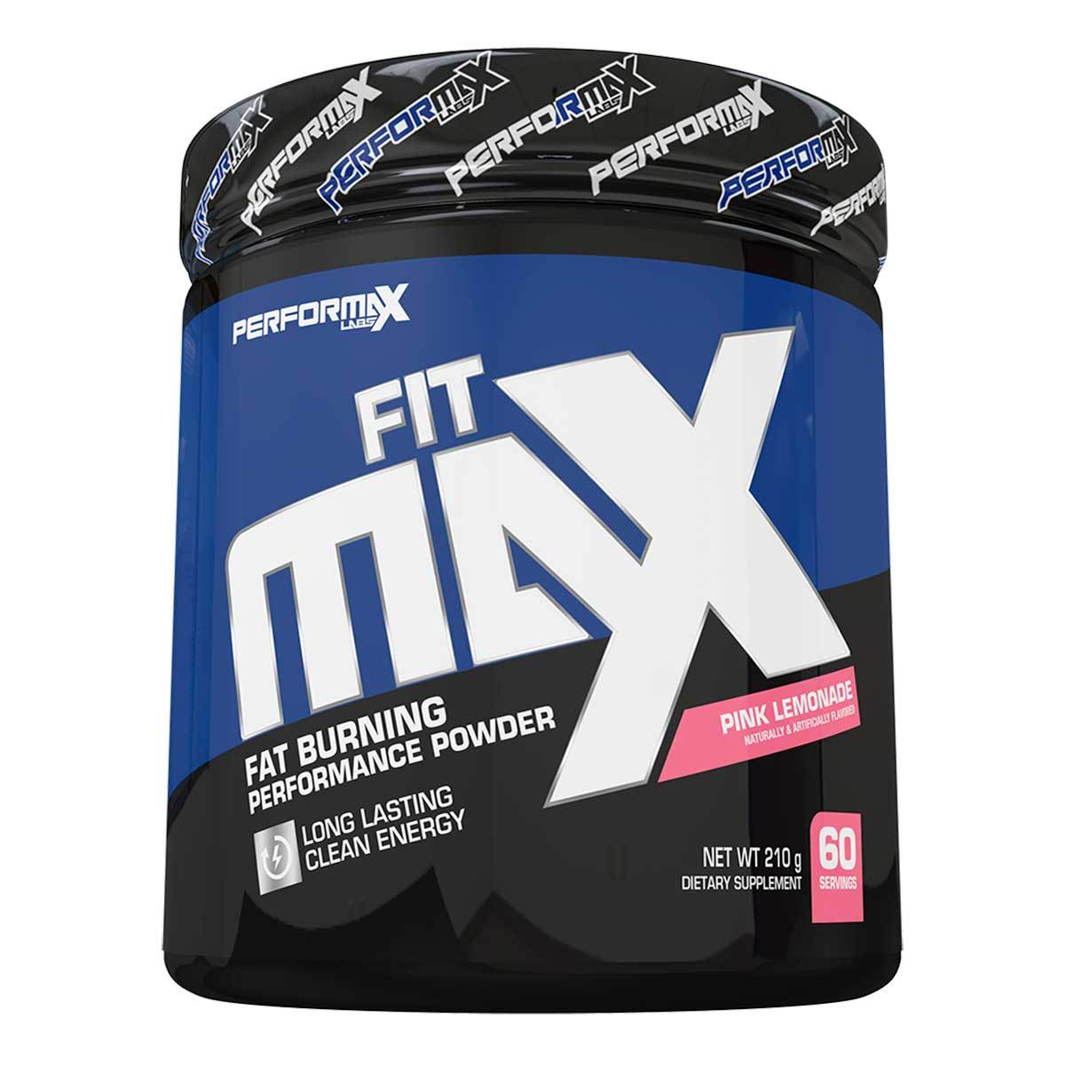 Performax Labs Fitmax 60 Servings Other Supplements Performax Labs Pink Lemonade  (1138654019627)