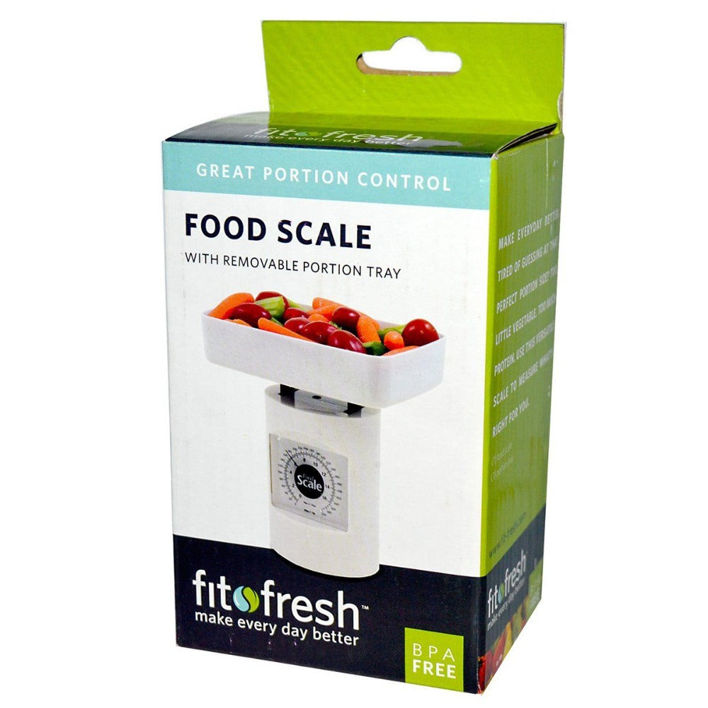 Fit & Fresh Food Scale Fitness Accessories and Apparel Fit & Fresh  (1058377367595)