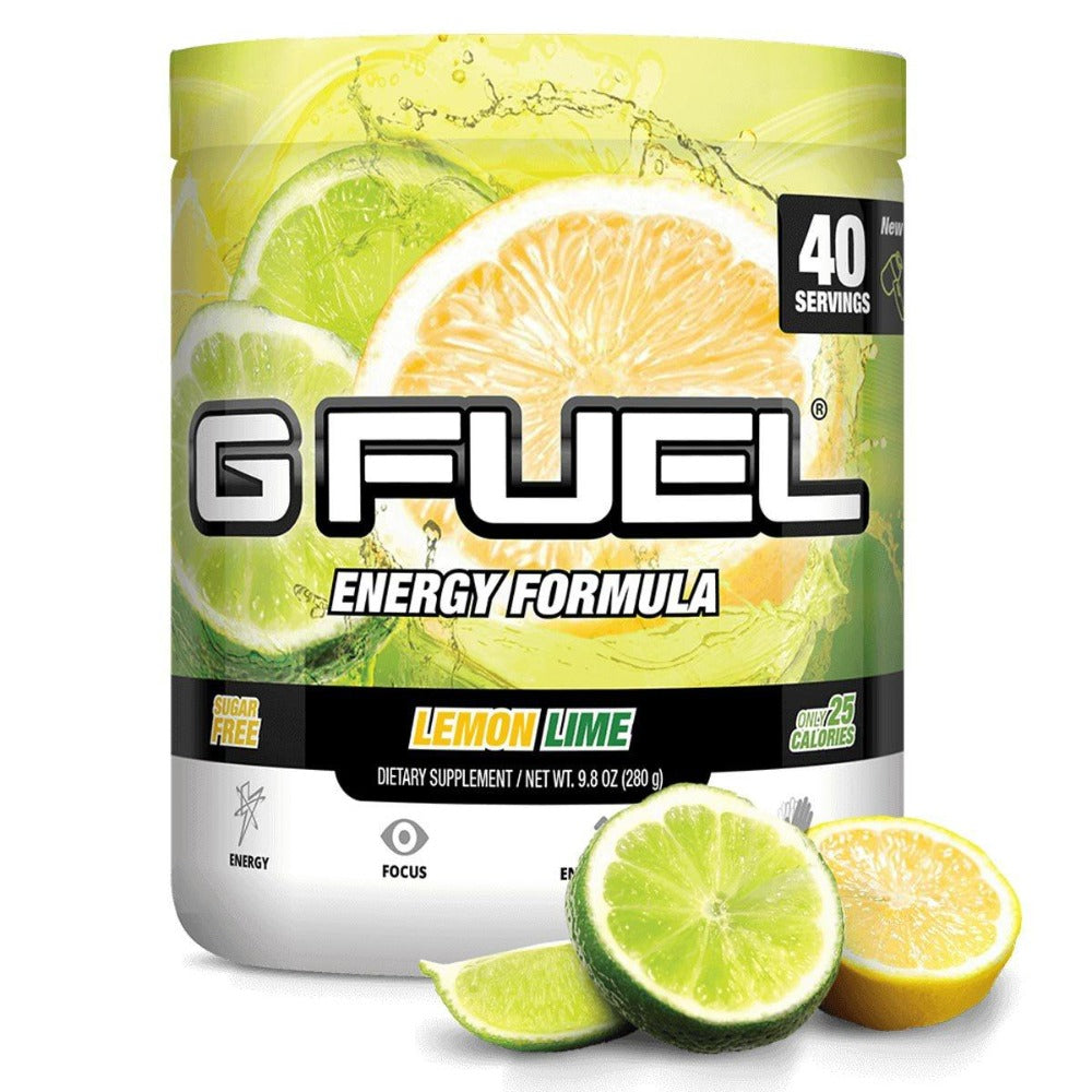 Gamma Labs G Fuel 40 Servings - 280 g Pre-workout Gamma Labs  (1058874753067)