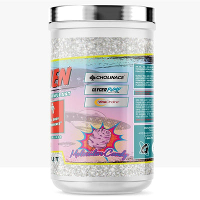 Glaxon Specimen 42 Servings Pre-Workouts Glaxon Alien Pop  (4407250944065)