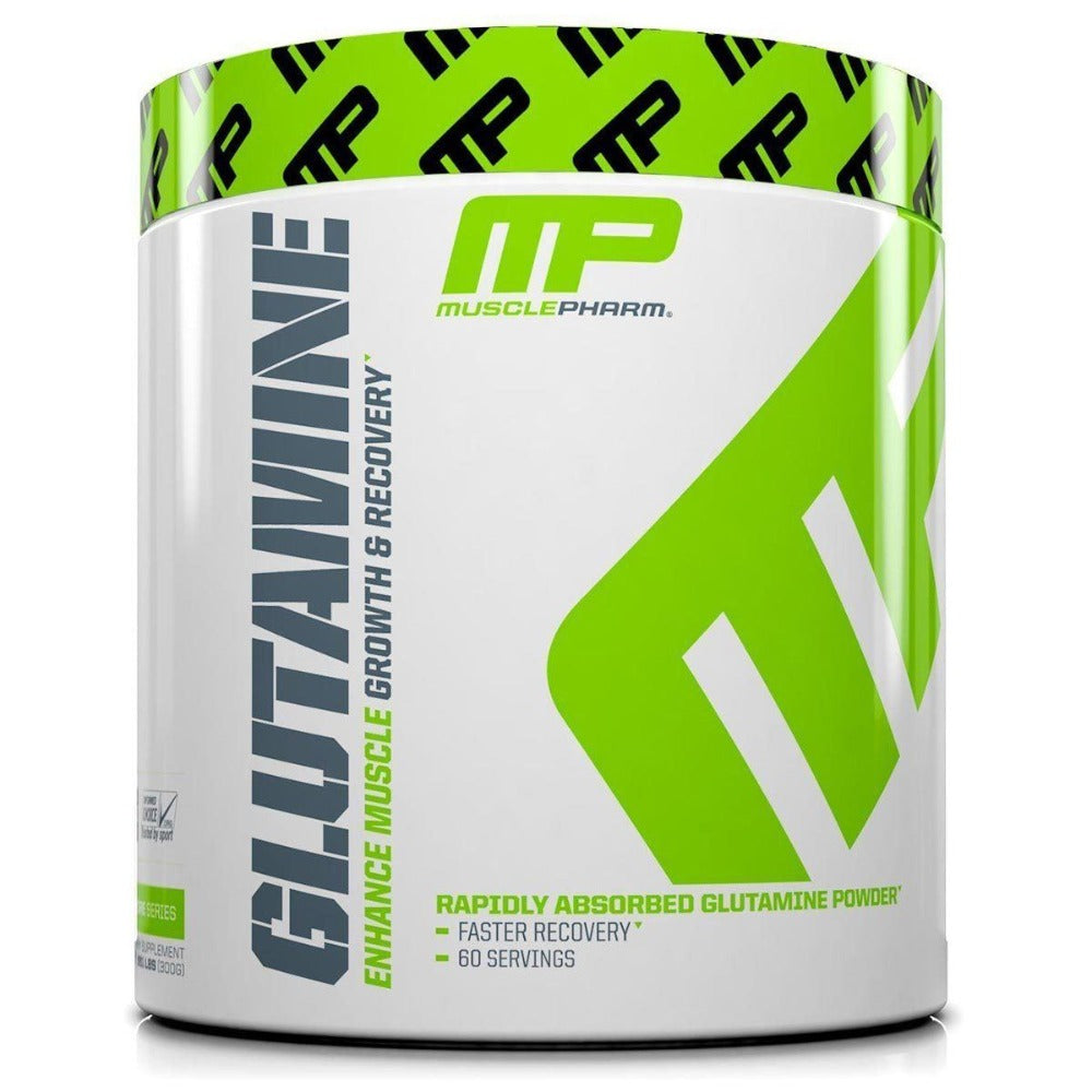 Glutamine 300 Grams by Muscle Pharm Muscle Pharm  (1058684502059)