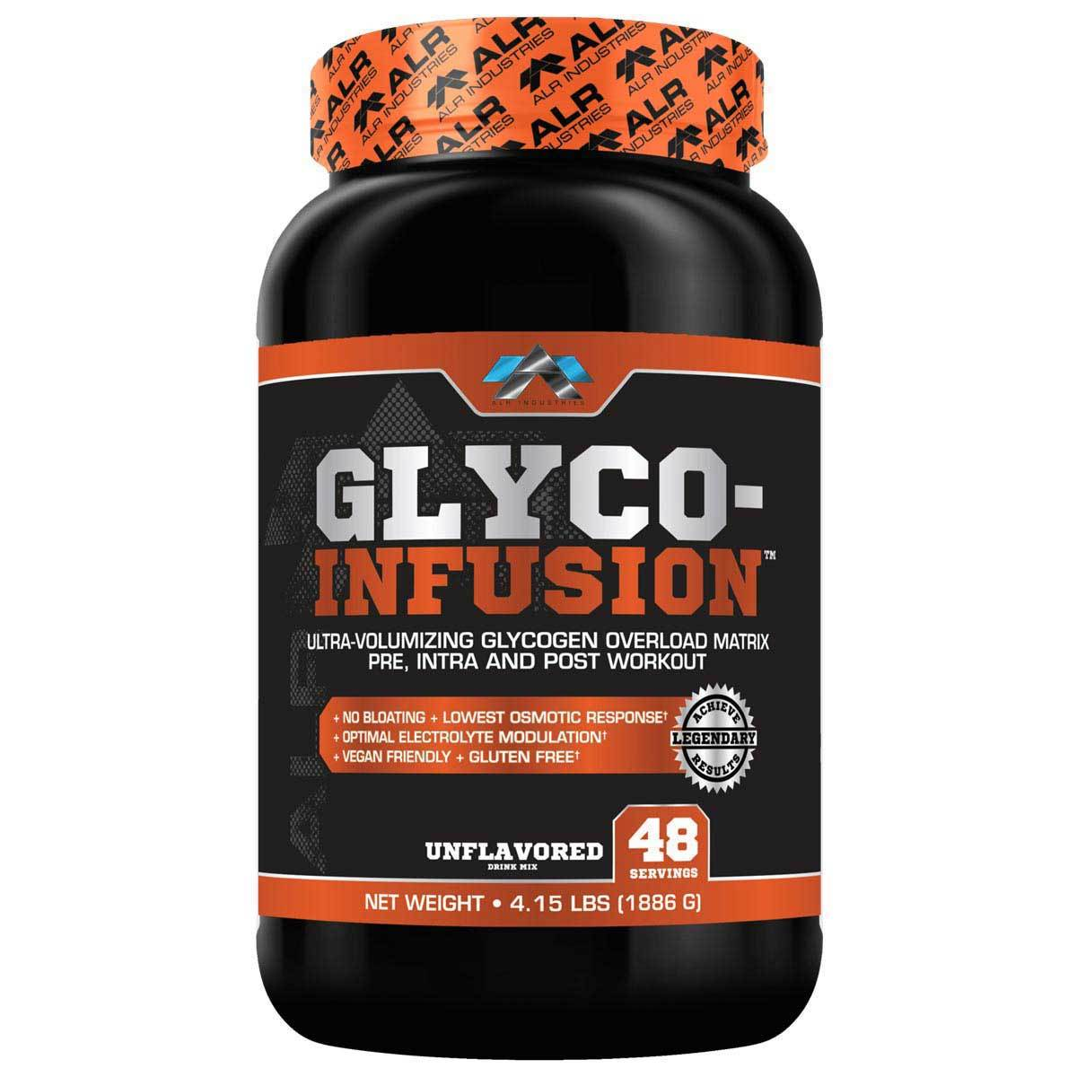 ALRI (ALR Industries) Glyco-Infusion 48 Servings Sport Performance / Recovery ALRI (ALR Industries) Unflavored  (1059274096683)