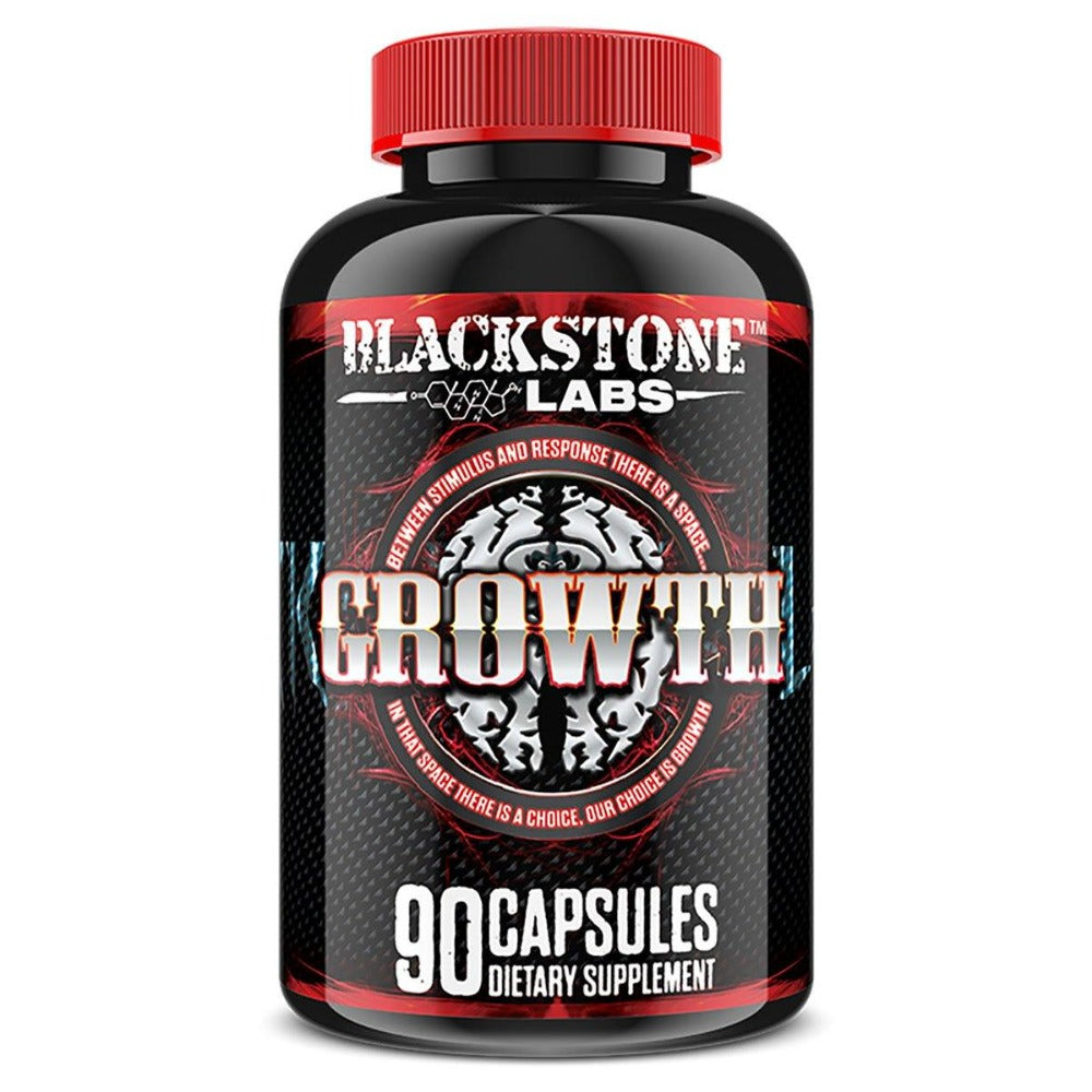 Blackstone Labs Growth 90 Caps Testosterone Boosters Blackstone Labs  (1059046719531)