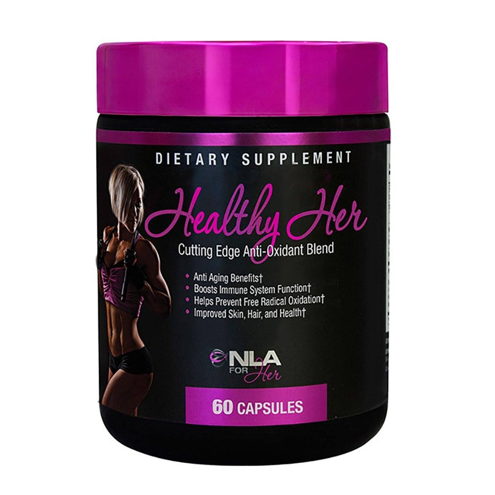 NLA For Her Healthy Her 60 Caps Antioxidants / CoQ-10 NLA For Her  (1059173662763)