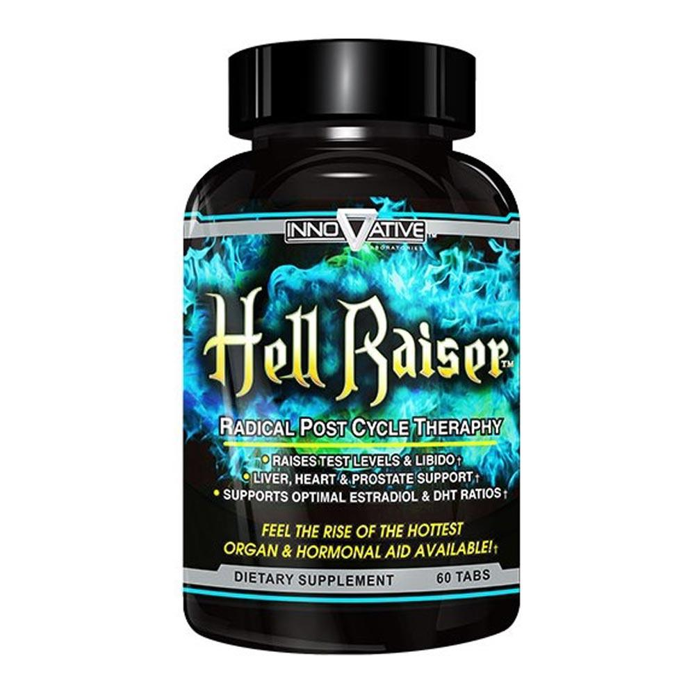 Innovative Labs Hell Raiser 60 Tabs Prohormones Innovative Labs  (1864650915883)