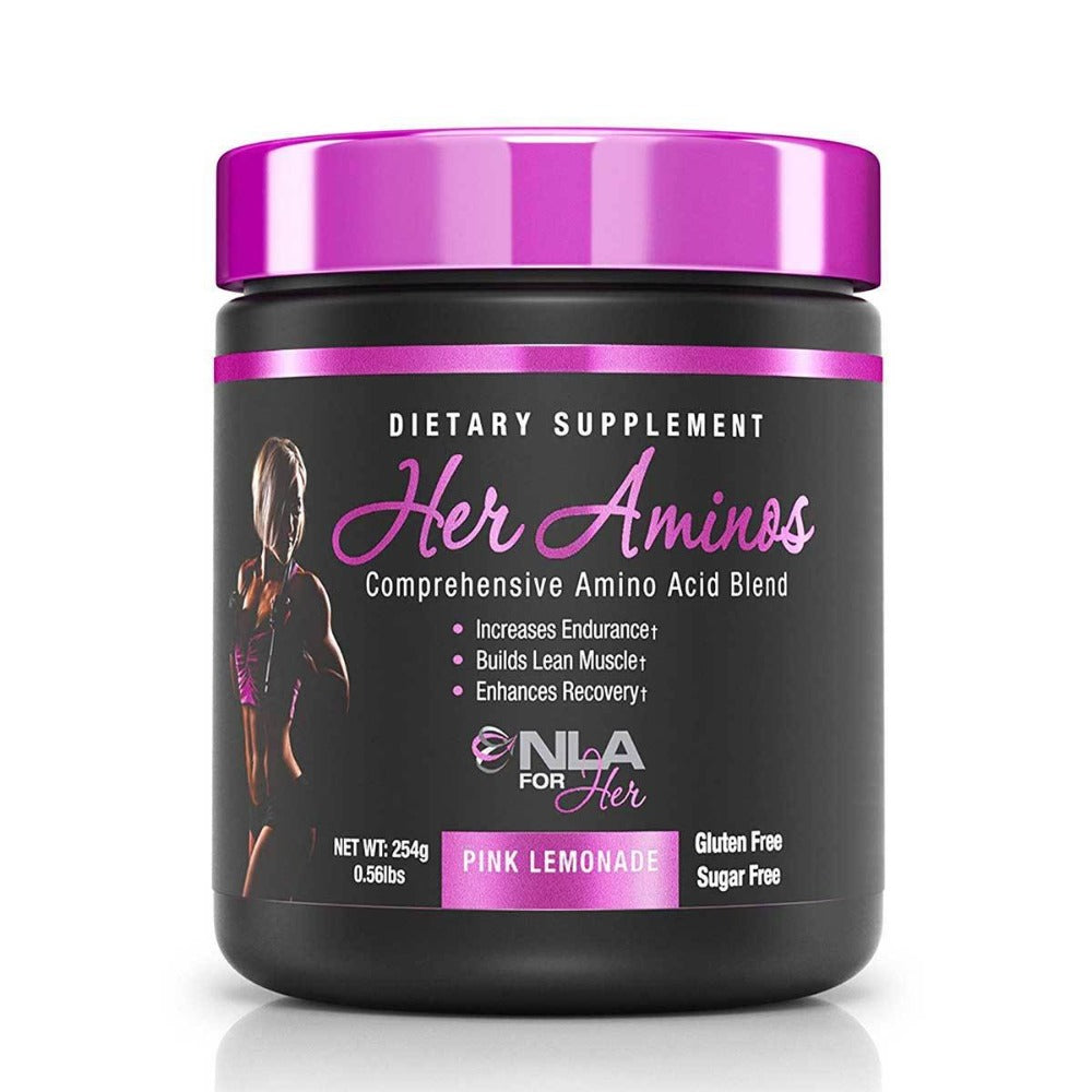 NLA For Her Her Aminos 30 Servings Amino Acids NLA For Her  (1059175268395)