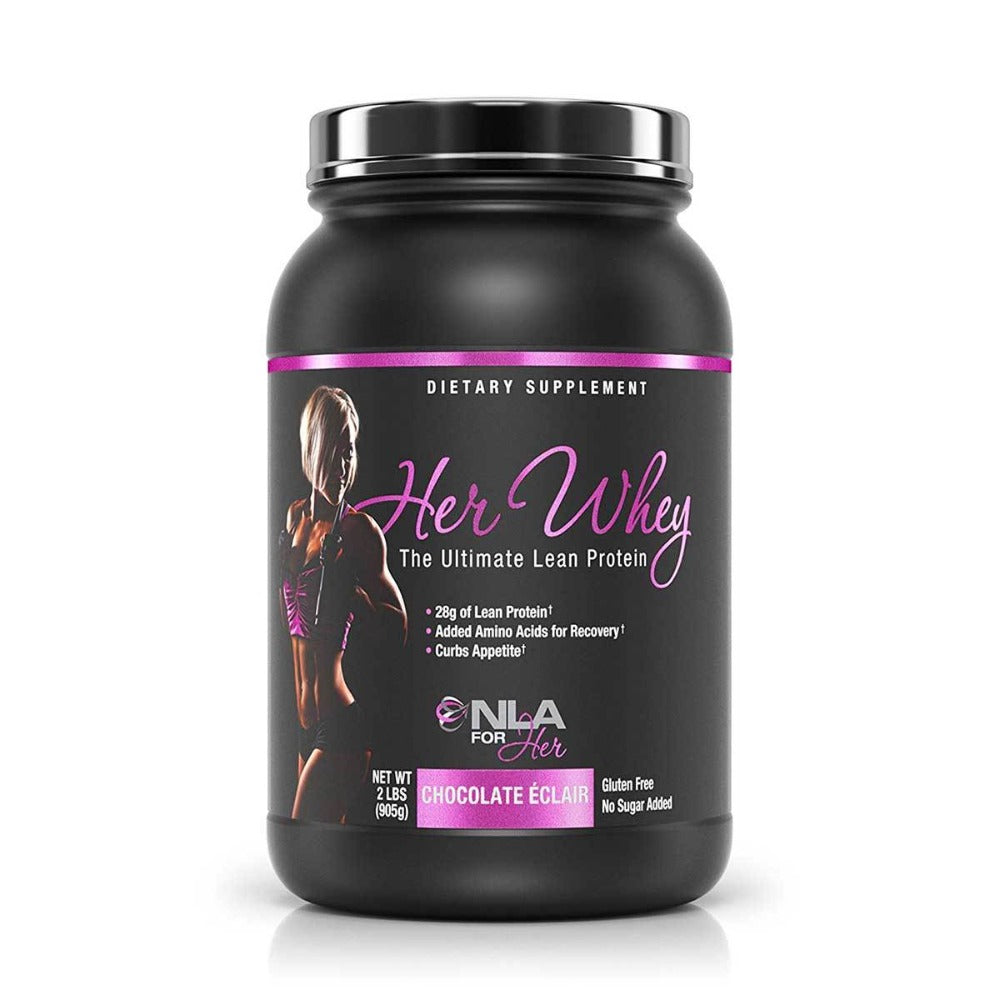NLA For Her Her Whey 2 Lbs Protein NLA For Her  (1059175465003)
