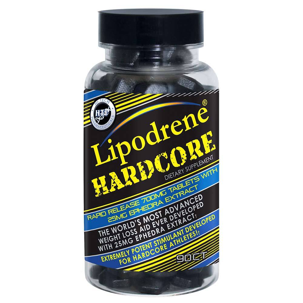 Hi-Tech Pharmaceuticals Lipodrene Hardcore 90 Tabs Top 50 Hi-Tech Pharmaceuticals  (1059204005931)
