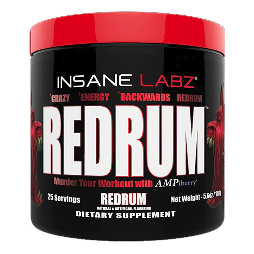 Insane Labz RedRum 25 Servings Specialty Health Products Insane Labz Redrum  (1722839564331)