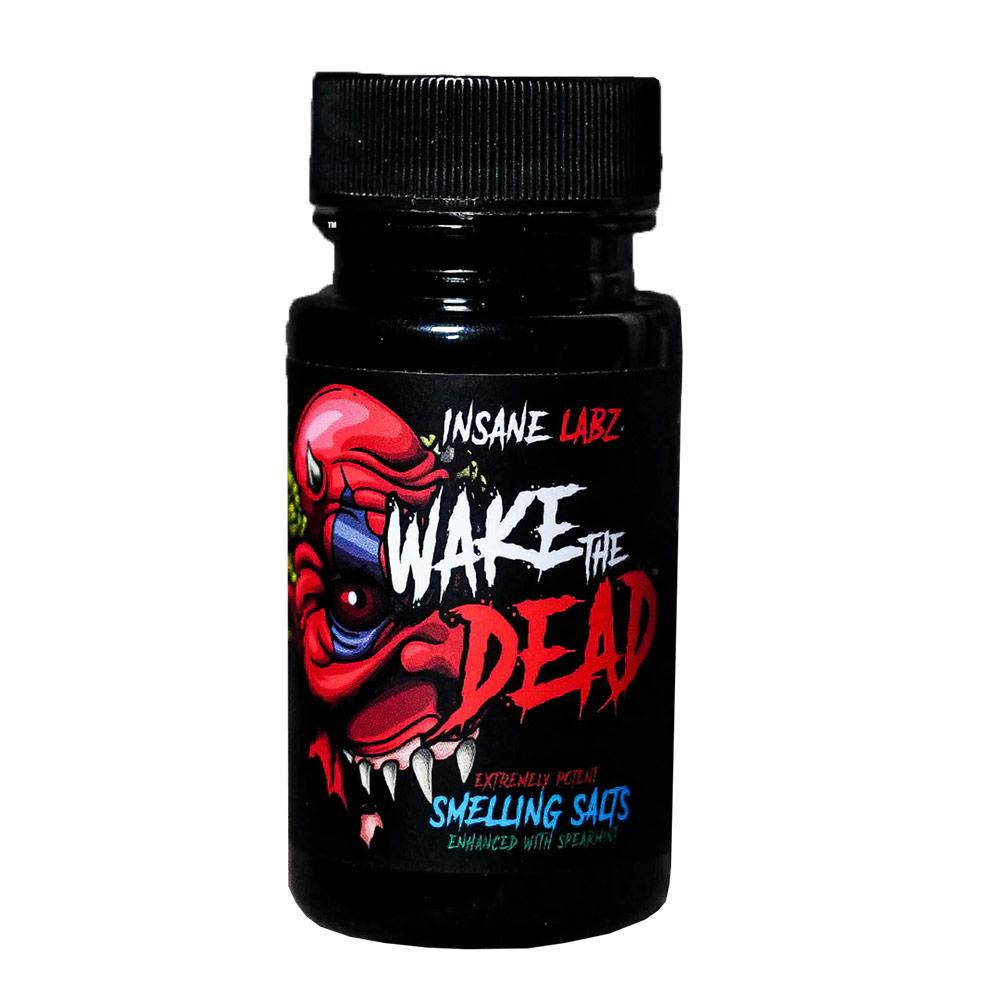 Insane Labs Wake The Dead Smelling Salts Apparel & - Accesories & - Books Insane Labz  (4571099562049)