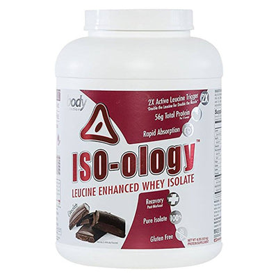 Body Nutrition ISO-ology 4 Lbs Protein Body Nutrition Milk Chocolate  (1059073327147)