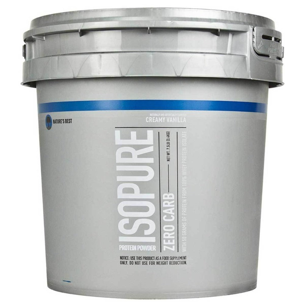 Nature's Best Isopure Zero Carb 7.5 Lbs Protein Nature's Best  (1057968750635)