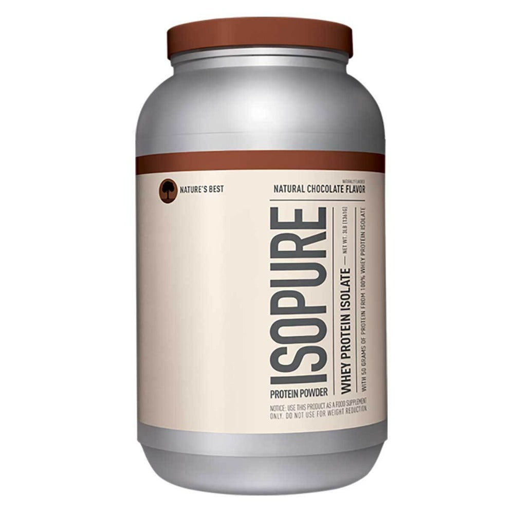 Nature's Best Natural Isopure 3 Lbs Protein Nature's Best  (1058153300011)