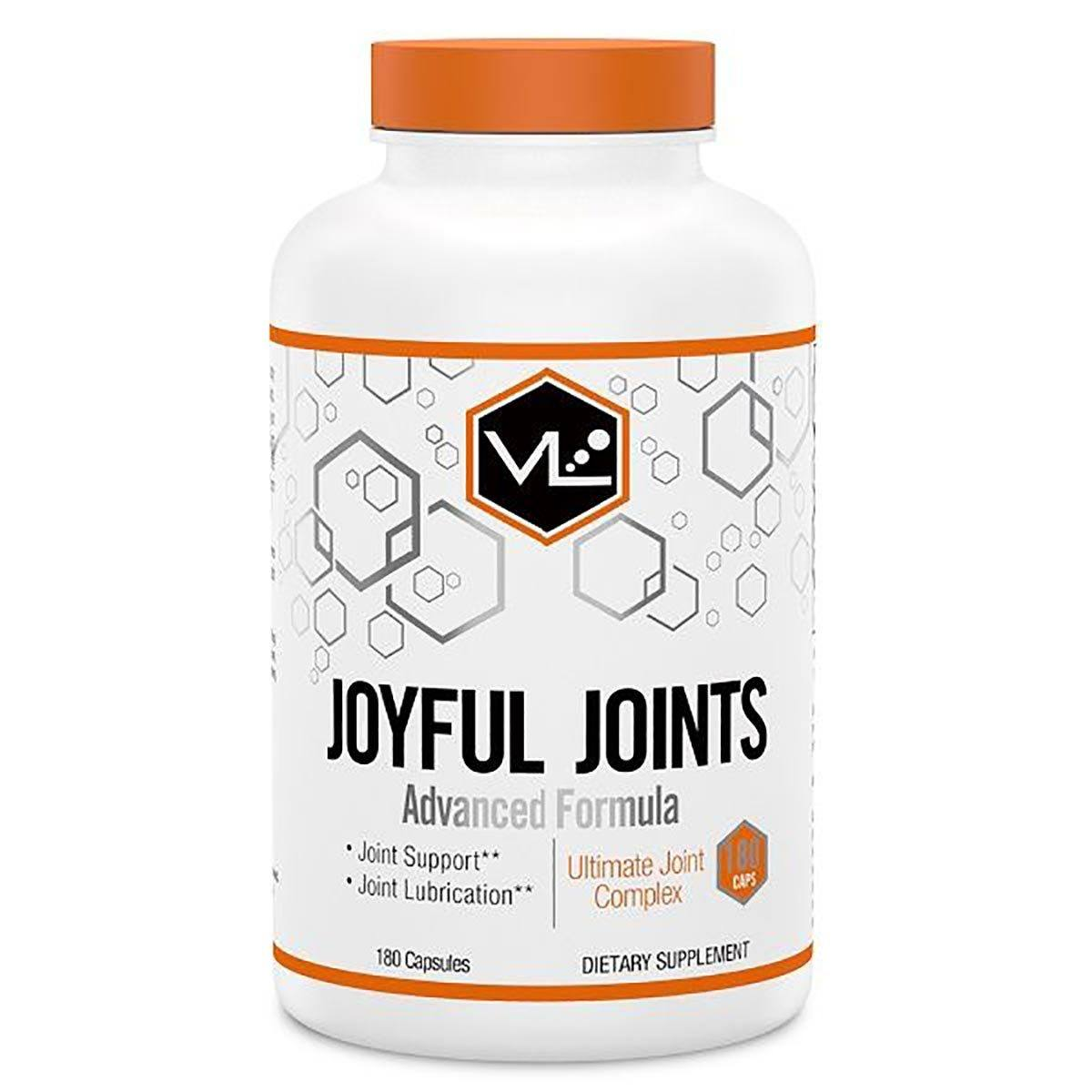 Vital Labs Joyful Joints 180 Caps Joint Aids Vital Labs  (1059085451307)