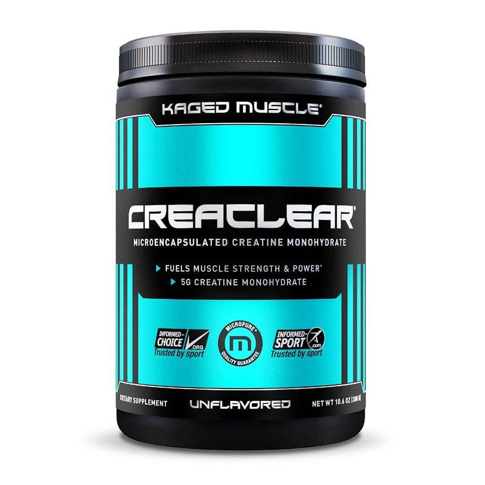 Kaged Creaclear 300g Creatine Kaged Muscle