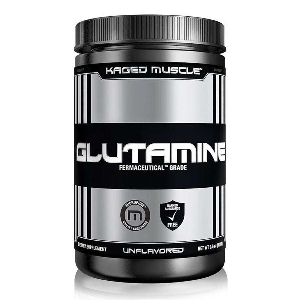 Kaged Muscle Glutamine 60 Servings Amino Acids Kaged Muscle  (1532090941483)