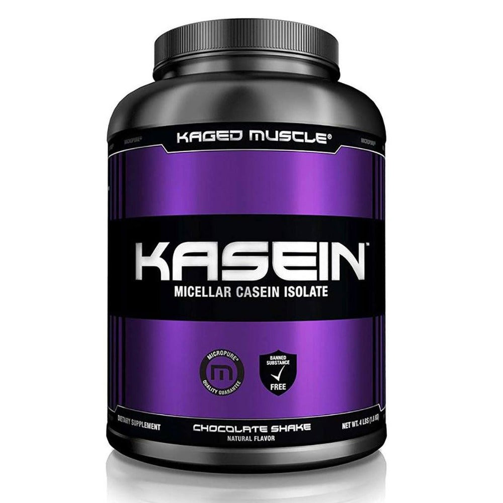 Kaged Muscle Kasein 4lbs Protein Powders Kaged Muscle Chocolate Shake  (1535879938091)