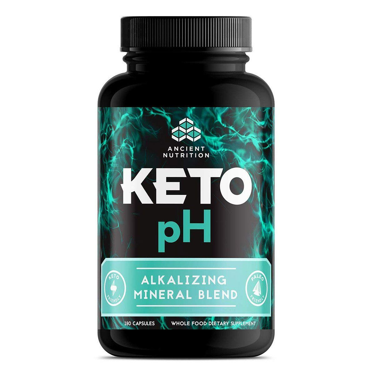 Ancient Nutrition Keto pH 180 CAPS Specialty Health Products Ancient Nutrition  (1399373987883)