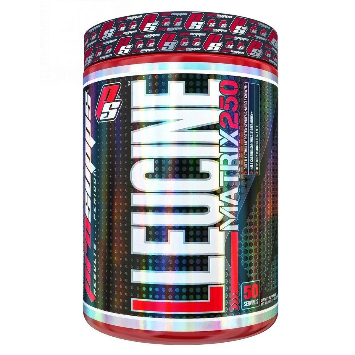 Pro Supps L-Leucine Matrix 50 Servings Amino Acids Pro Supps  (1058849456171)