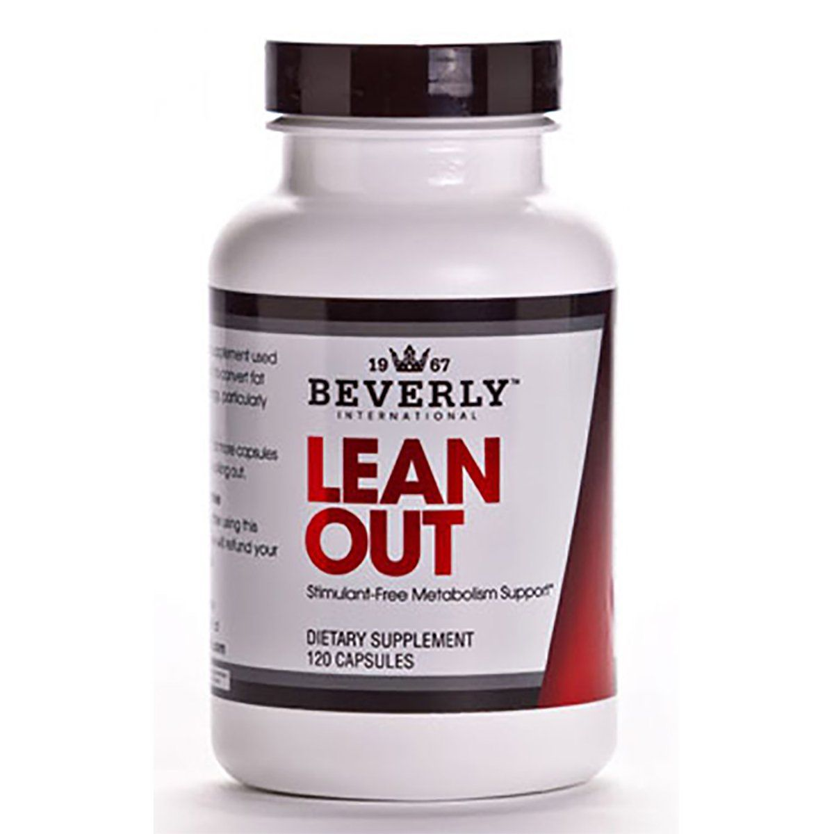 Beverly International Lean Out 120 Caps Diet/Energy Beverly International  (1057956167723)