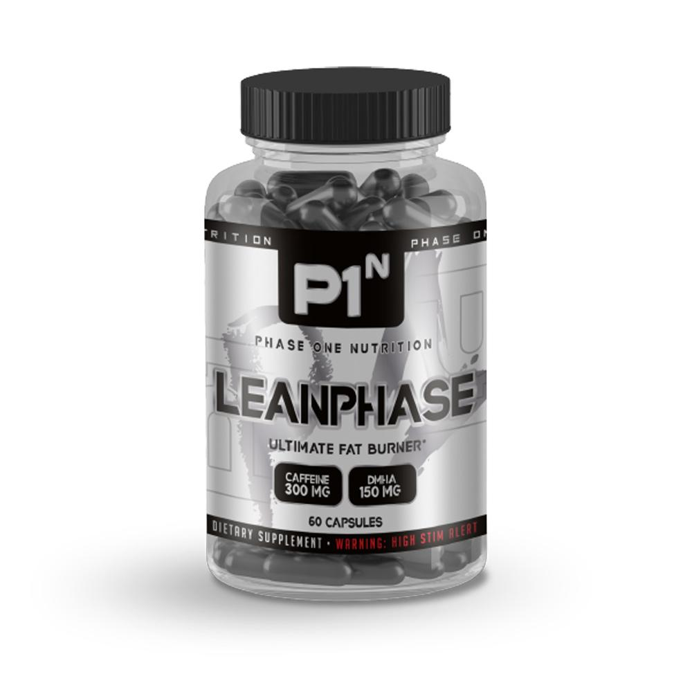 Phase One Nutrition Lean Phase 60 Caps Fat Burner Phase One Nutrition  (4252988112939)