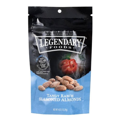 Legendary Almonds 4oz Foods Juices Legendary Tangy Ranch  (1825192017963)