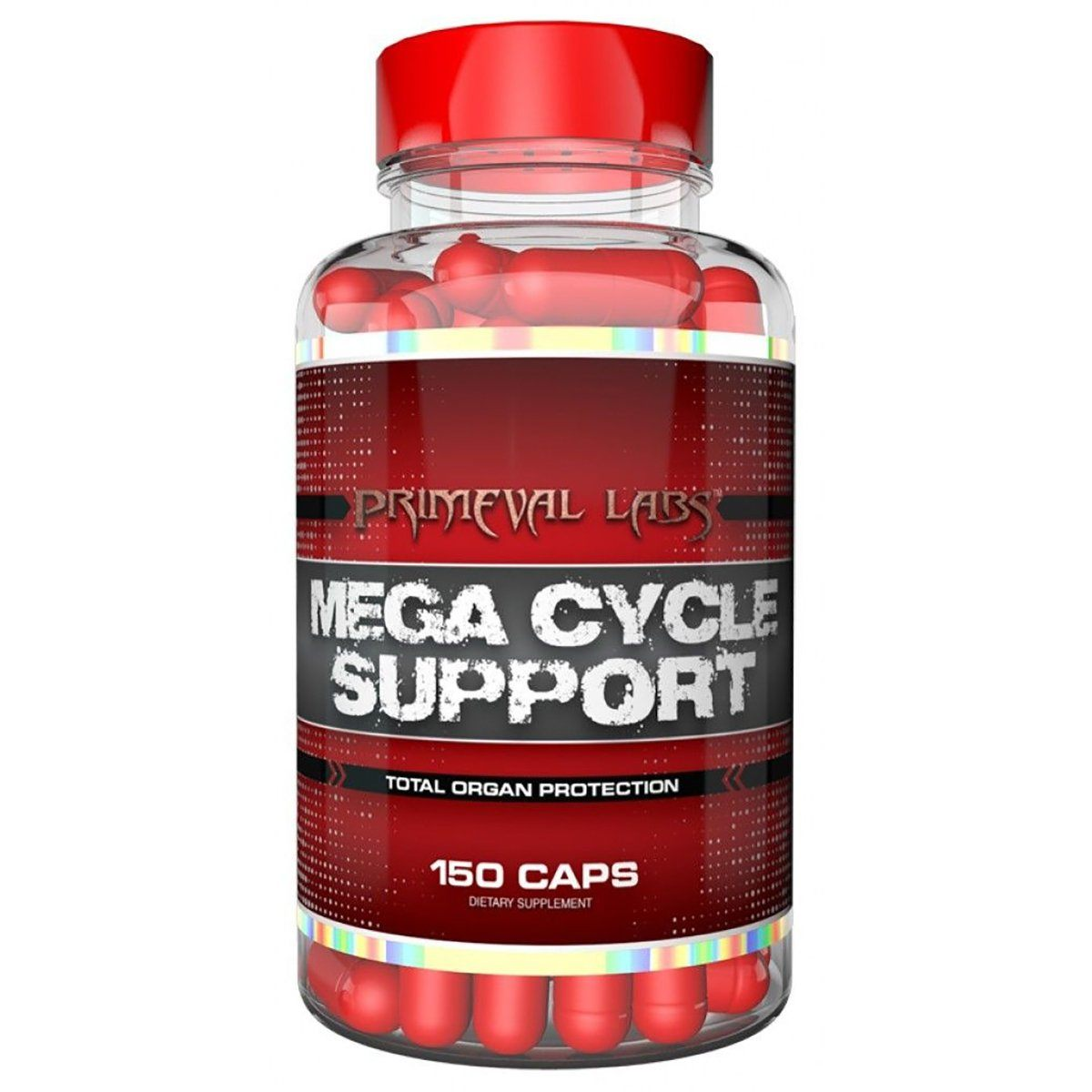 Primeval Labs Mega Cycle Support 150 Caps Prohormones, Andro & Support Primeval Labs  (1059216359467)