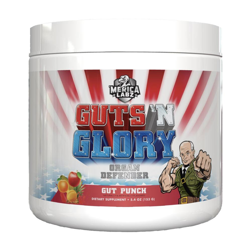 Merica Labz Guts 'N Glory | Organ Support Specialty Health Products 'Merica Labz  (1767858110507)
