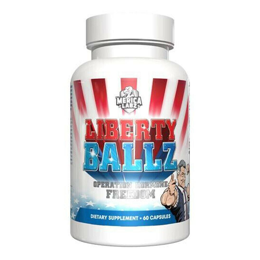 Merica Labz Liberty Balls 60C Specialty Health Products 'Merica Labz  (1767856930859)