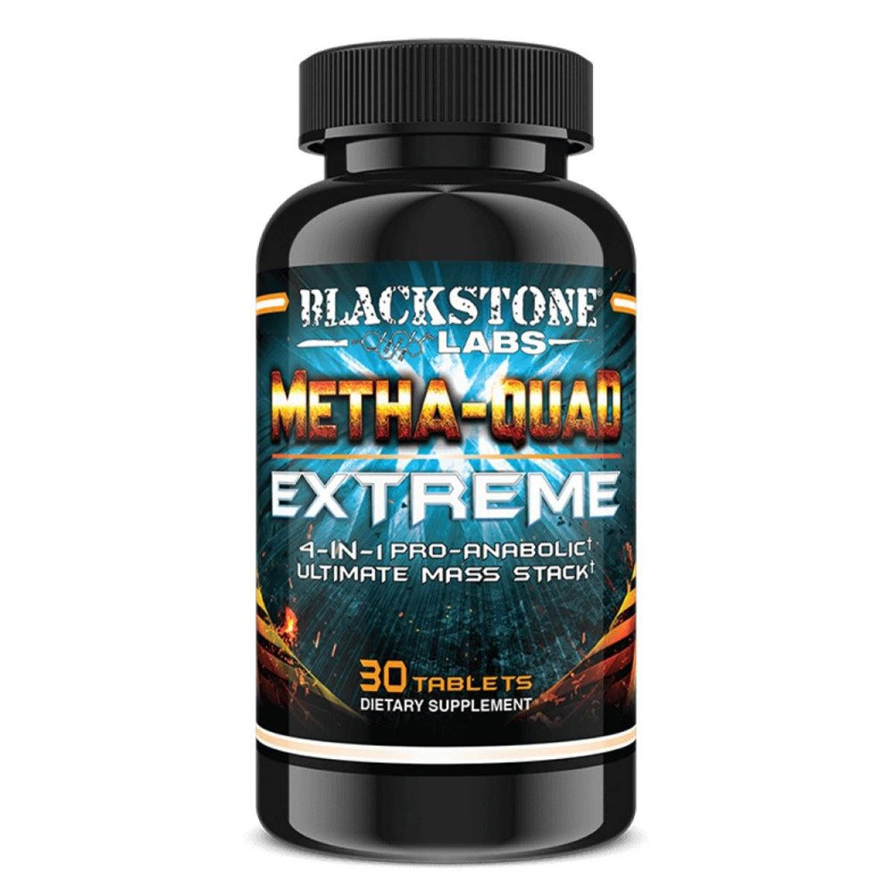 Blackstone Labs Metha-Quad Extreme 30 Caps Prohormones, Andro & Support Blackstone Labs  (1059072639019)