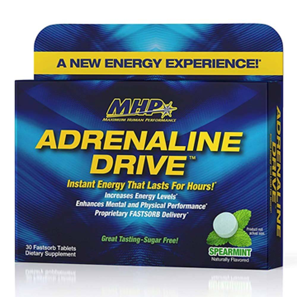 MHP Adrenaline Drive | Instant Energy Herbs MHP Spearmint  (1736024686635)