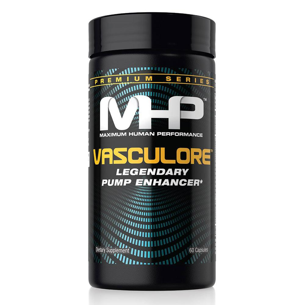 MHP Vasculore 60 Caps Nitric Oxide MHP  (1736089862187)