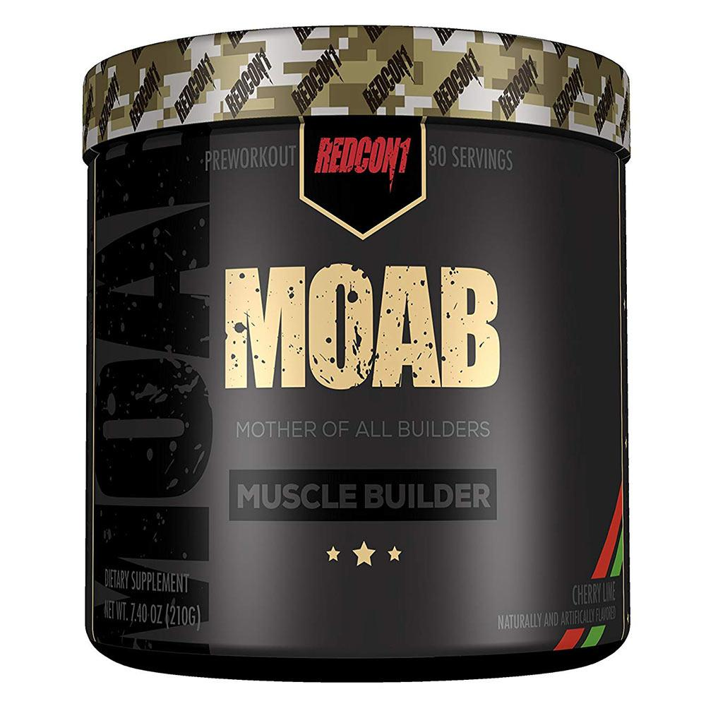 Redcon1 MOAB 30 Servings Epicatechin / Myostatin Inhibitors Redcon 1 Cherry Lime  (1562951417899)