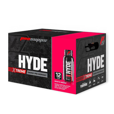 Pro Supps Hyde Extreme RTD 12/Case Drinks Pro Supps What-O-Melon