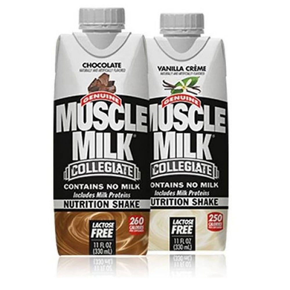 CytoSport Collegiate Muscle Milk RTD 12/Case Protein CytoSport  (1058064793643)