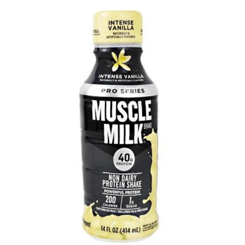 CytoSport Muscle Milk Pro 40G RTD Drinks CytoSport Vanilla  (1556909785131)