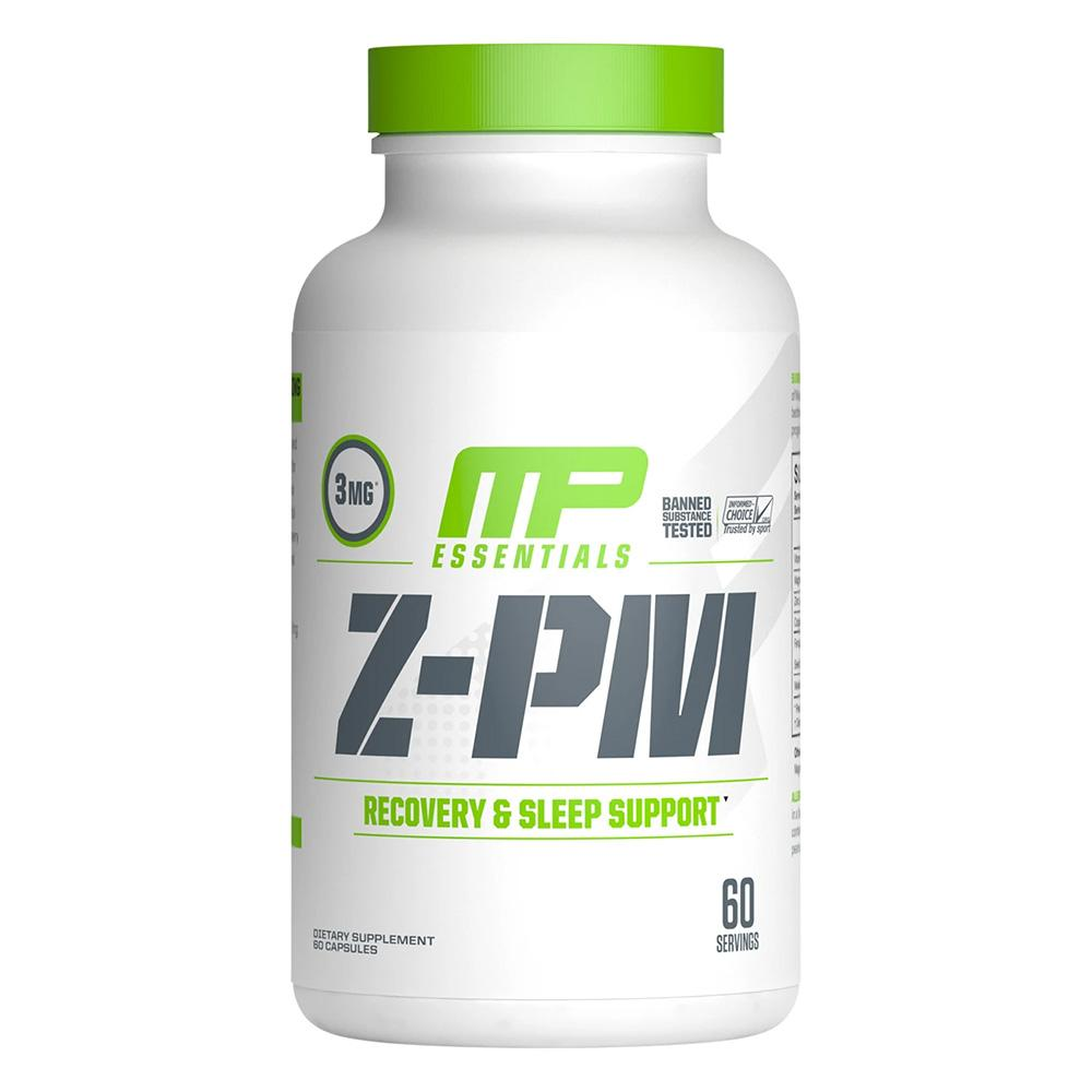Z-Core PM 60 Caps | MusclePharm Sleep Aid Muscle Pharm