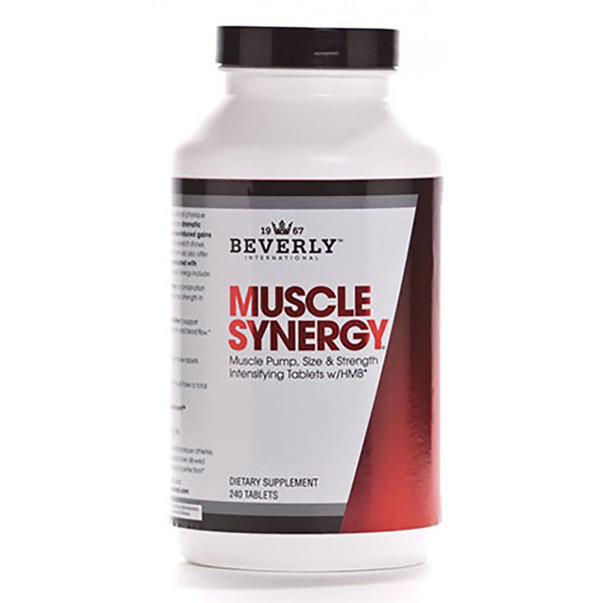 Beverly International Muscle Synergy 240 tabs Amino Acids Beverly International  (1057967308843)