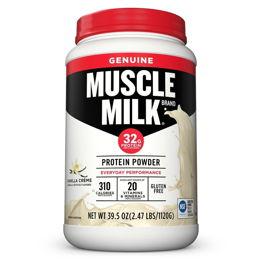 Muscle Milk 2.47 Lbs by CytoSport Protein CytoSport  (1057935261739)