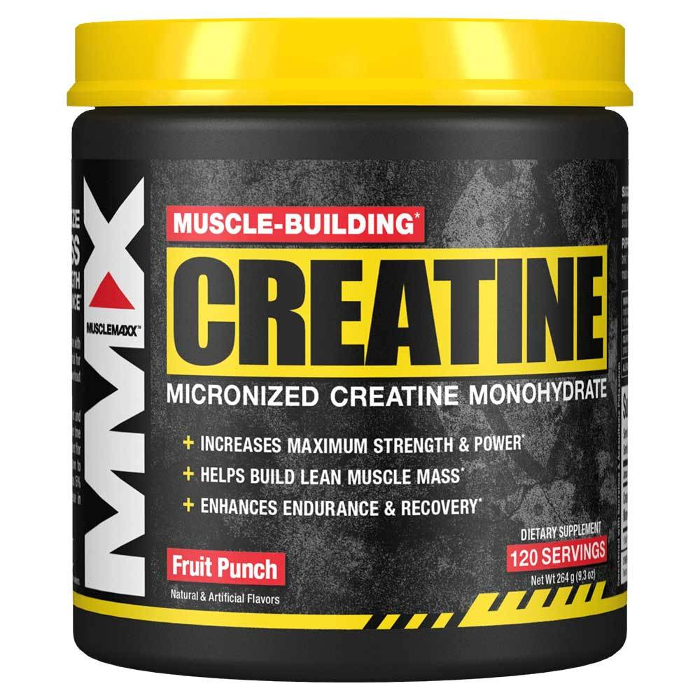MuscleMaxx Creatine Fruit Punch Creatine MuscleMaxx  (1643862720555)