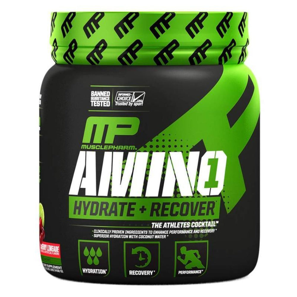 Muscle Pharm Amino 1 30 Servings Amino Acids Muscle Pharm Cherry Limeade  (1691631386667)