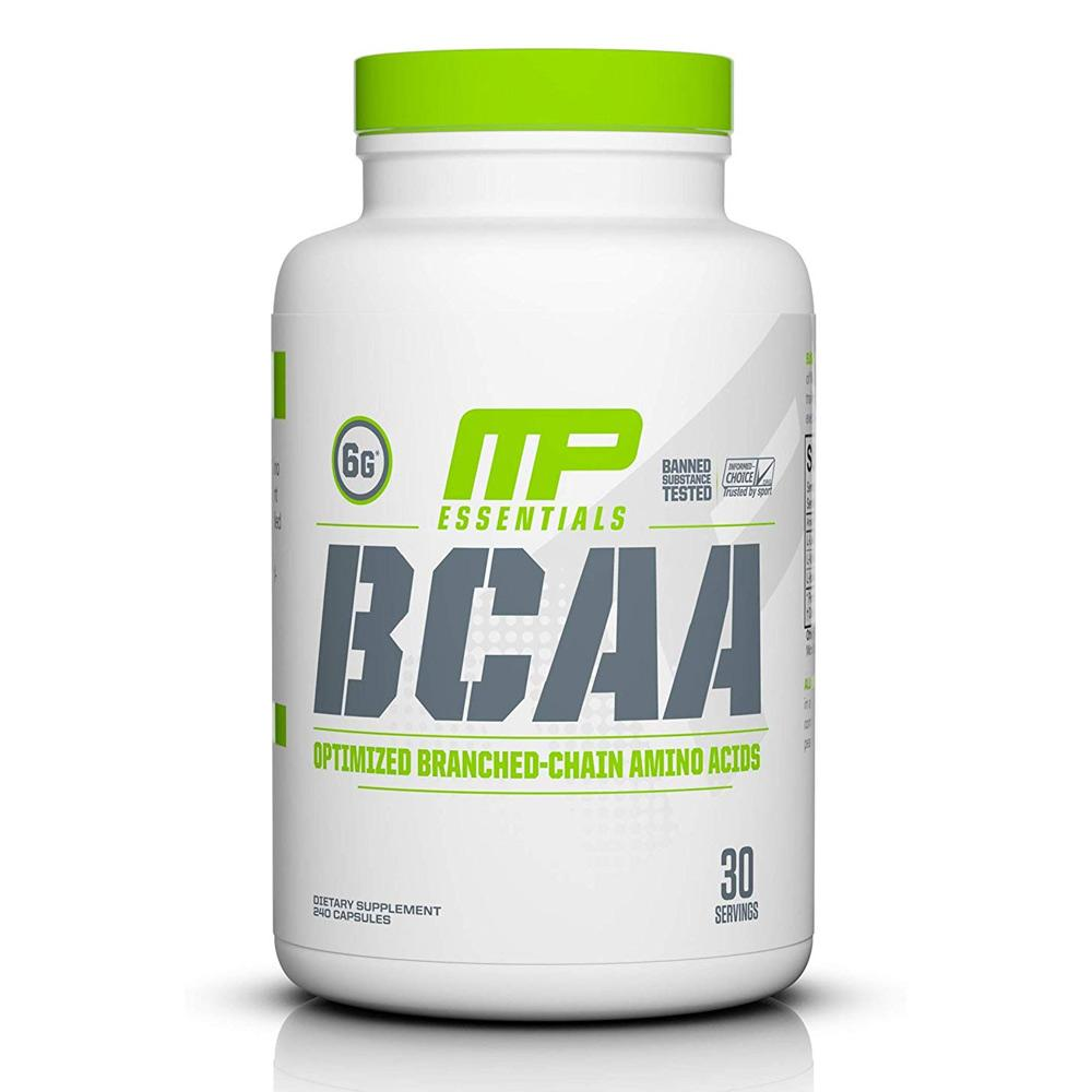 Muscle Pharm BCAA 3:1:2 250 Caps Amino Acids Muscle Pharm  (1753784778795)