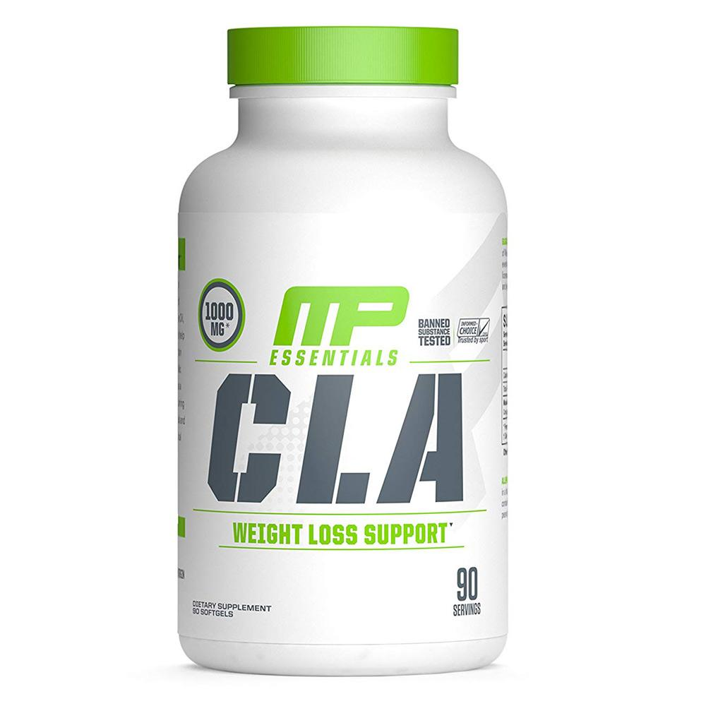 Muscle Pharm CLA Essentials 90 Caps Fat Burner Muscle Pharm  (1693541040171)