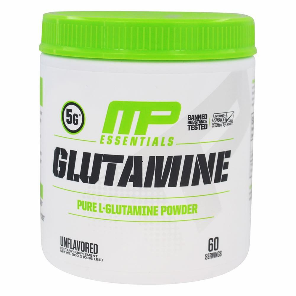 MusclePharm Glutamine 60 Servings Amino Acids Muscle Pharm  (1699423715371)