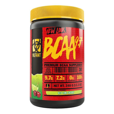 Mutant BCAA 9.7 30 Servings Amino Acids Mutant Key Lime Cherry  (4362747215937)