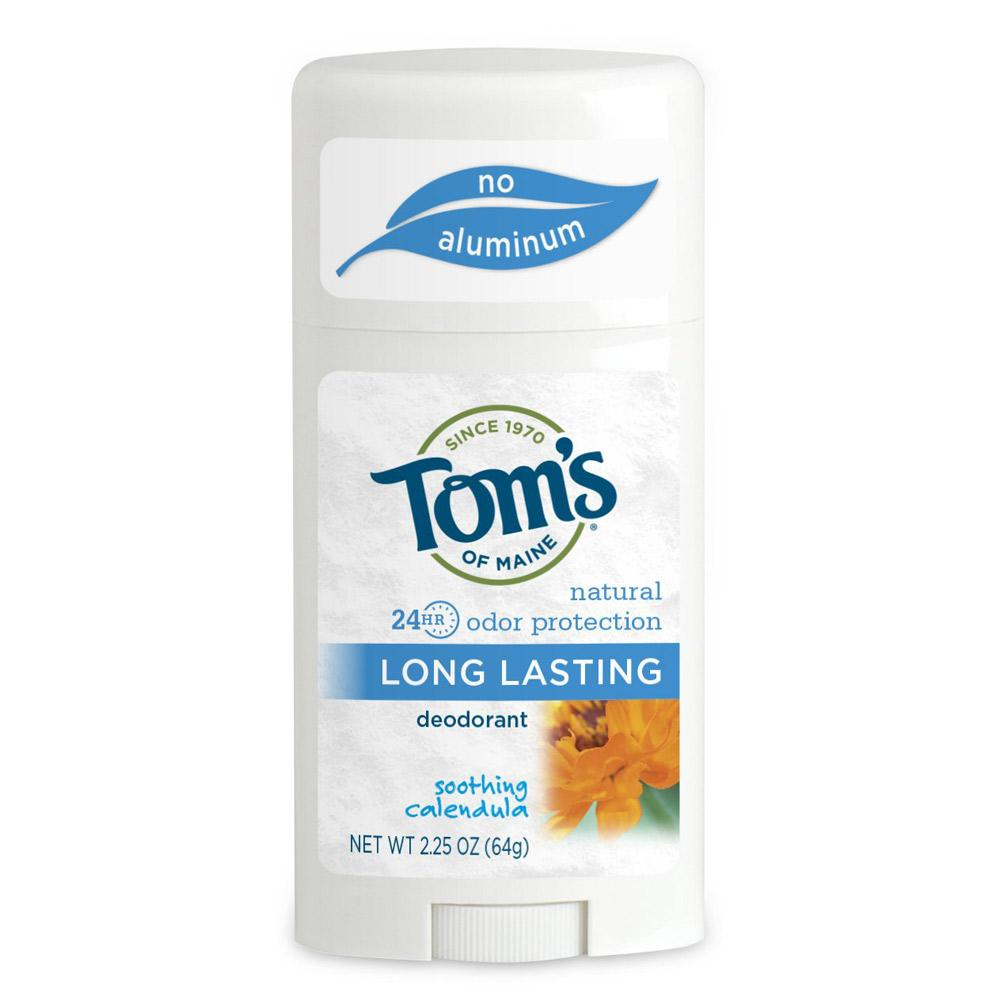 Tom's of Maine Natural Deodorant Stick Soothing Calendula 2.25oz Personal Care& - Hygeine Tom's of Maine  (1771805311019)