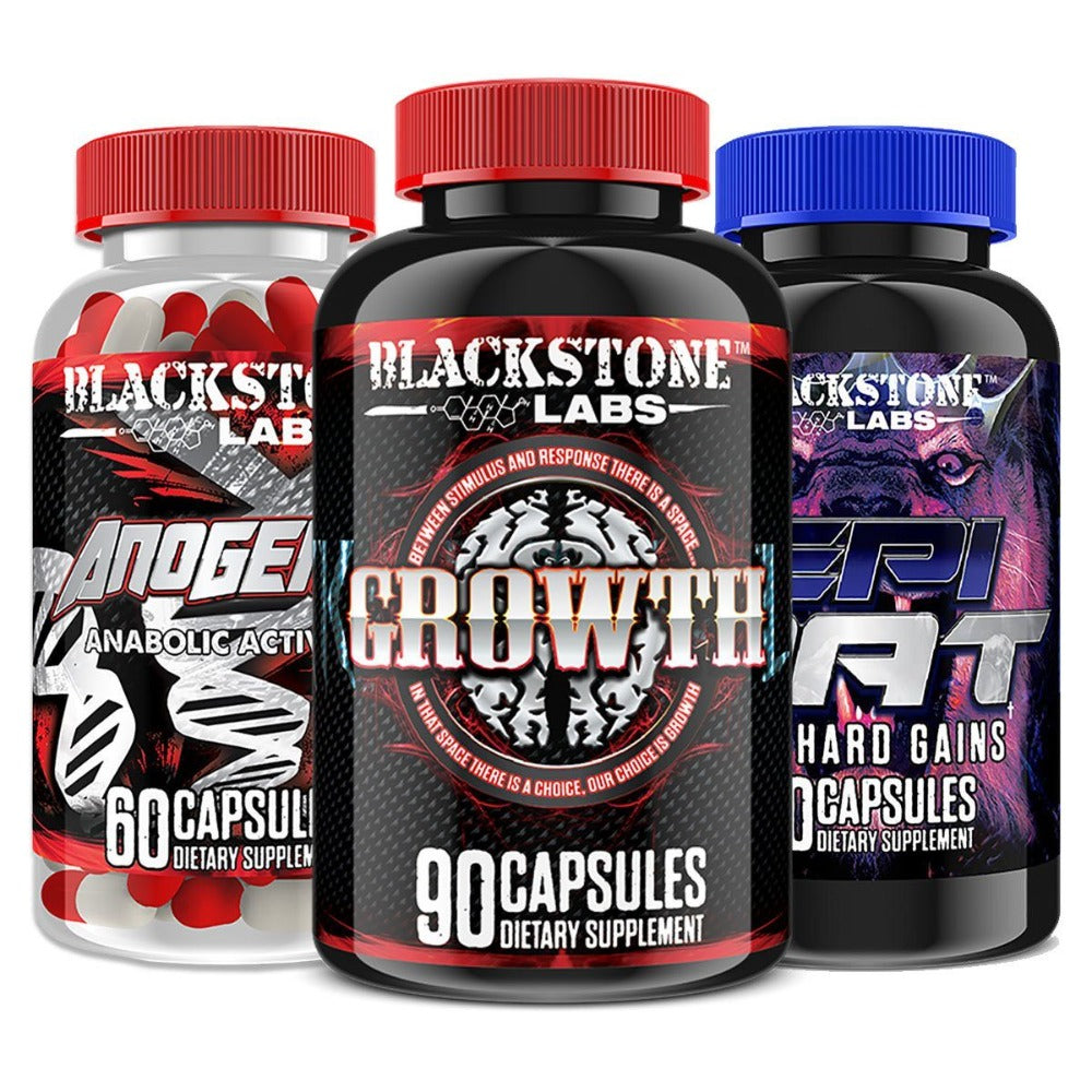 Blackstone Labs Natural Mass Stack Prohormones, Andro & Support Blackstone Labs  (1197816315947)