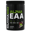 NutraBio Alpha EAA 30/Servings Amino Acids NutraBio Cherry Lime Slush  (4371459866689)