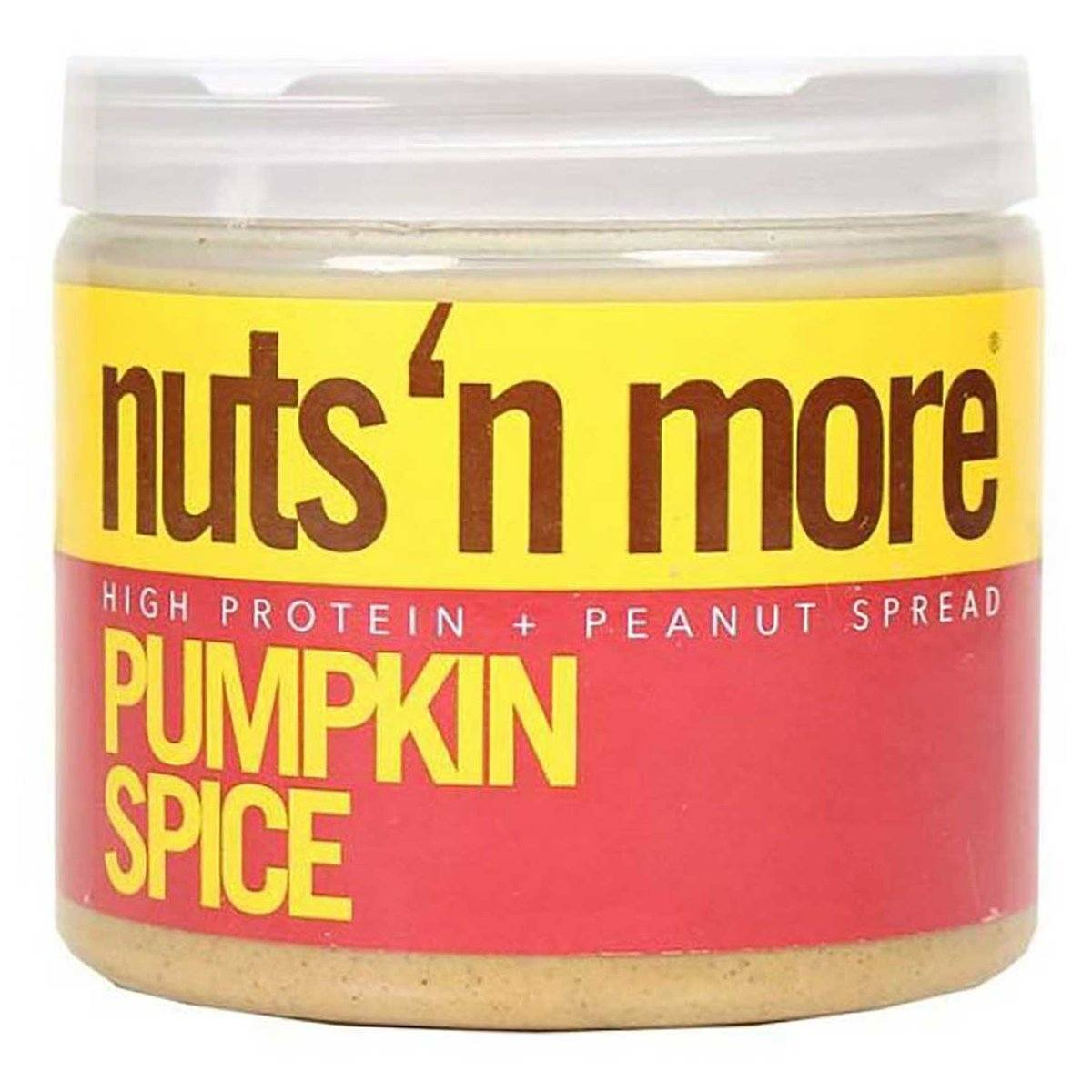 Nuts 'N More Pumpkin Spice Peanut Butter 16 Oz Foods & Snacks Nuts 'N More  (1059254075435)